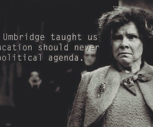 harry potter and dolores umbridge image
