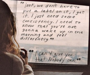 quote, 500 Days of Summer, and words image