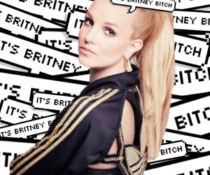 britney, britney spears, and Collage image