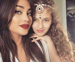 girl, algerienne, and beauty image