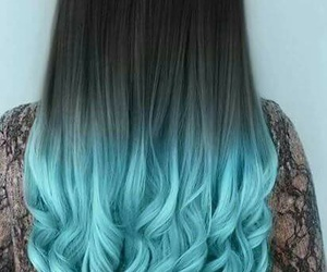 blue, want, and hair image