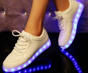 led and shoes image