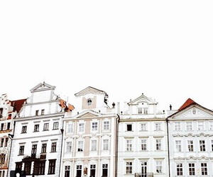 architecture, city, and white image