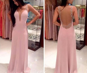beautiful, Prom, and dress image