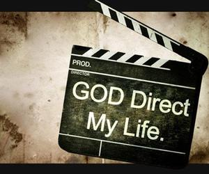 god, life, and direct image