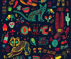 mexico, arte, and oaxaca image