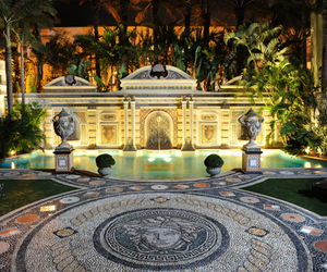 Versace and mansion image