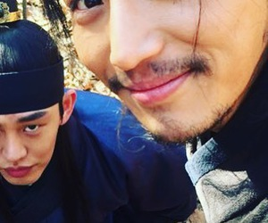 kdrama and six flying dragons image