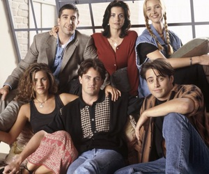 friends, tv show, and 90s image