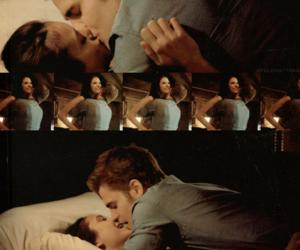 Vampire Diaries, Nina Dobrev, and paul wesley image