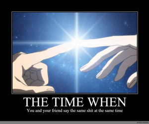 anime, funny, and friends image