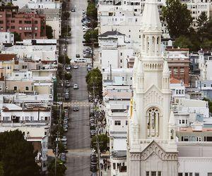 city, san francisco, and street image