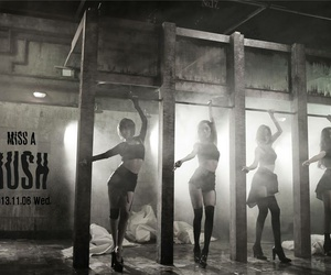 miss a, hush, and fei image