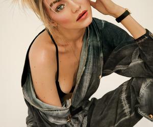 fashion, women, and model image