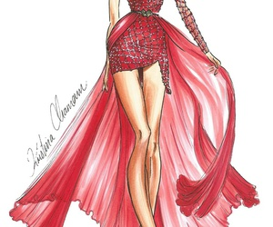 design, drawing, and fashion image