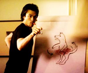 ian somerhalder, tvd, and Vampire Diaries image