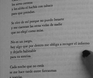 tumblr, cuotes, and poesía image