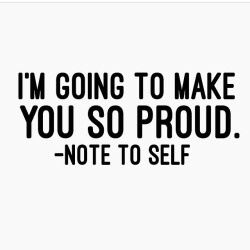 note to self, positive, and quotes image