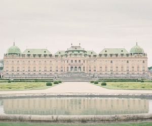castle, marie antoinette, and vienna image