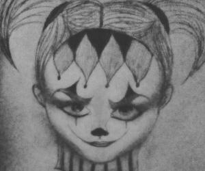 circus, creepy, and girl image