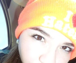 i love haters, melanie estrella, and eyes image