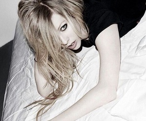 Avril Lavigne and sexy image