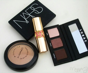 nars, makeup, and mac image