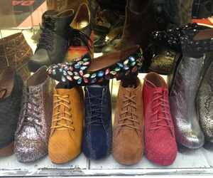 fashion, shoes, and jeffery campbell image