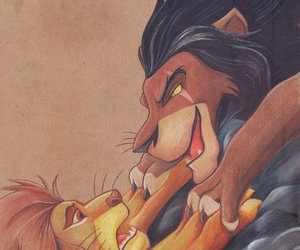 lion king and scar image
