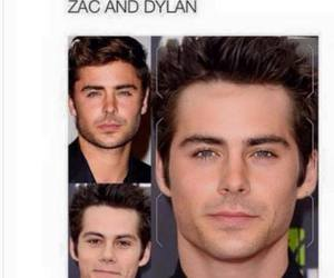 zac efron and dylan o'brien image