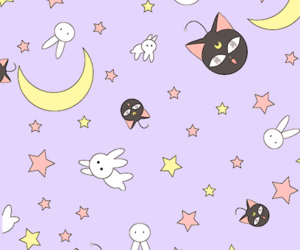 sailor moon, wallpaper, and moon image