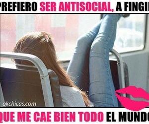 antisocial, me gusta, and cure image