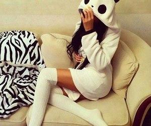fashion and panda image