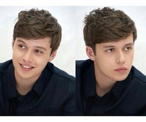 nick robinson, beautiful, and love image
