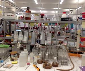 quimica, laboratorio, and organica image