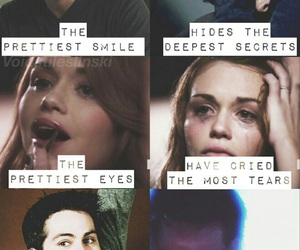 teen wolf, isaac, and lydia image