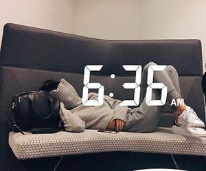 kendall jenner, morning, and Kendall image