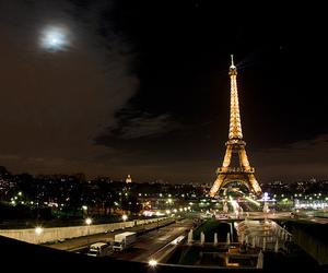 paris, beautiful, and eiffel tower image