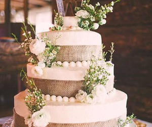 brides, cake, and Cake Decorating image