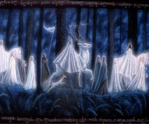 art, middle earth, and the lord of the rings image