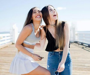 mylifeaseva, friends, and girls image