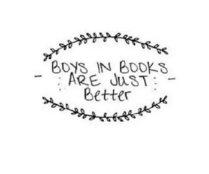 book, boy, and quote image