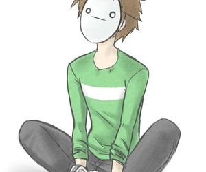 cute boy, horror, and video games image