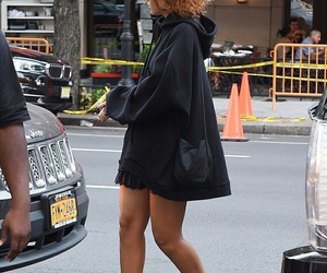 rihanna, outfit, and style image