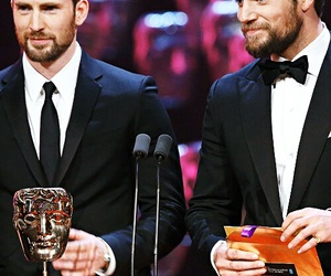 chris evans, handsome, and Henry Cavill image