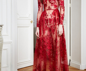 dress, fashion, and Zuhair Murad image