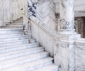 marble, white, and blue image