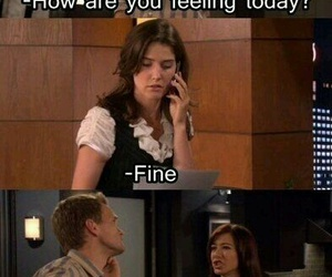 Barney Stinson, lily aldrin, and himym image