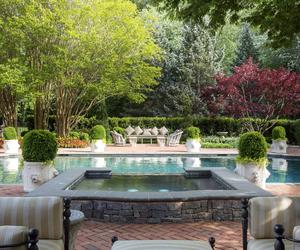 beautiful, luxury, and swimming pool image