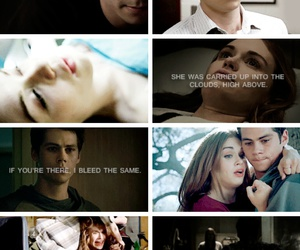 class, quotes, and stiles stilinski image